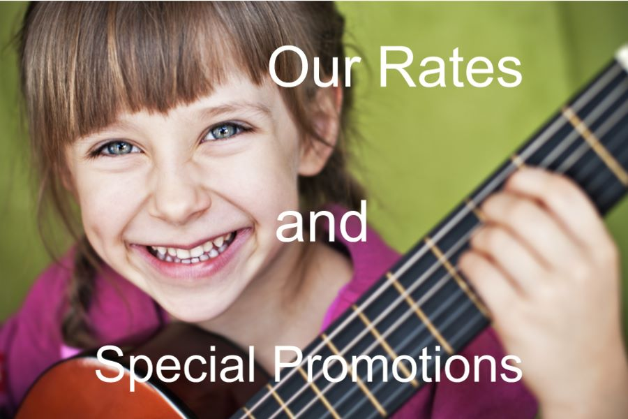 guitar lessons in Redondo Beach